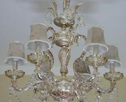 Элитный светильник под потолок